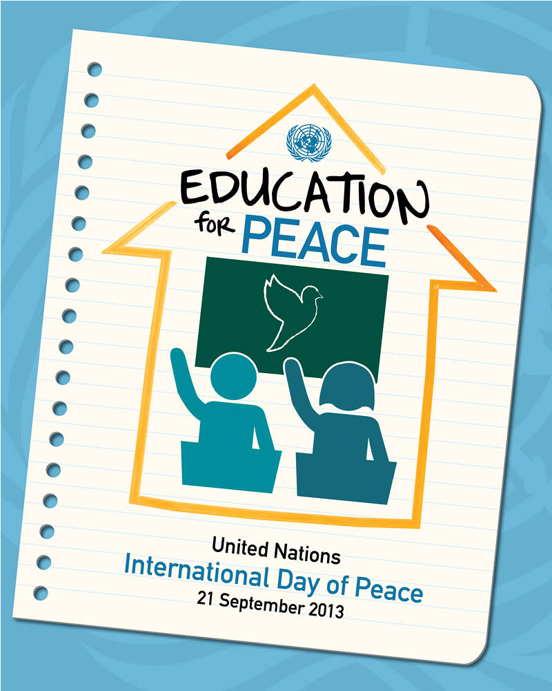 E Education for Peace