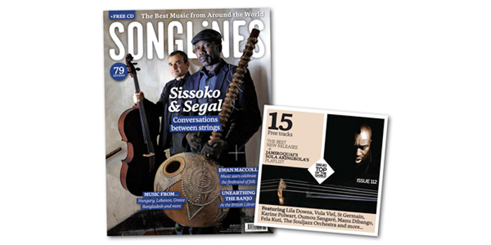Songlines November 2015