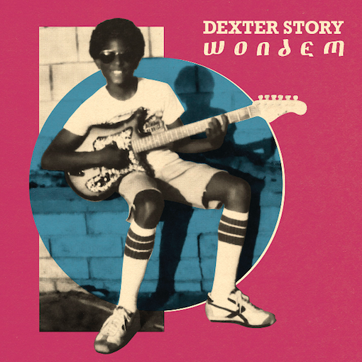 Dexter Story - Wondem Cover