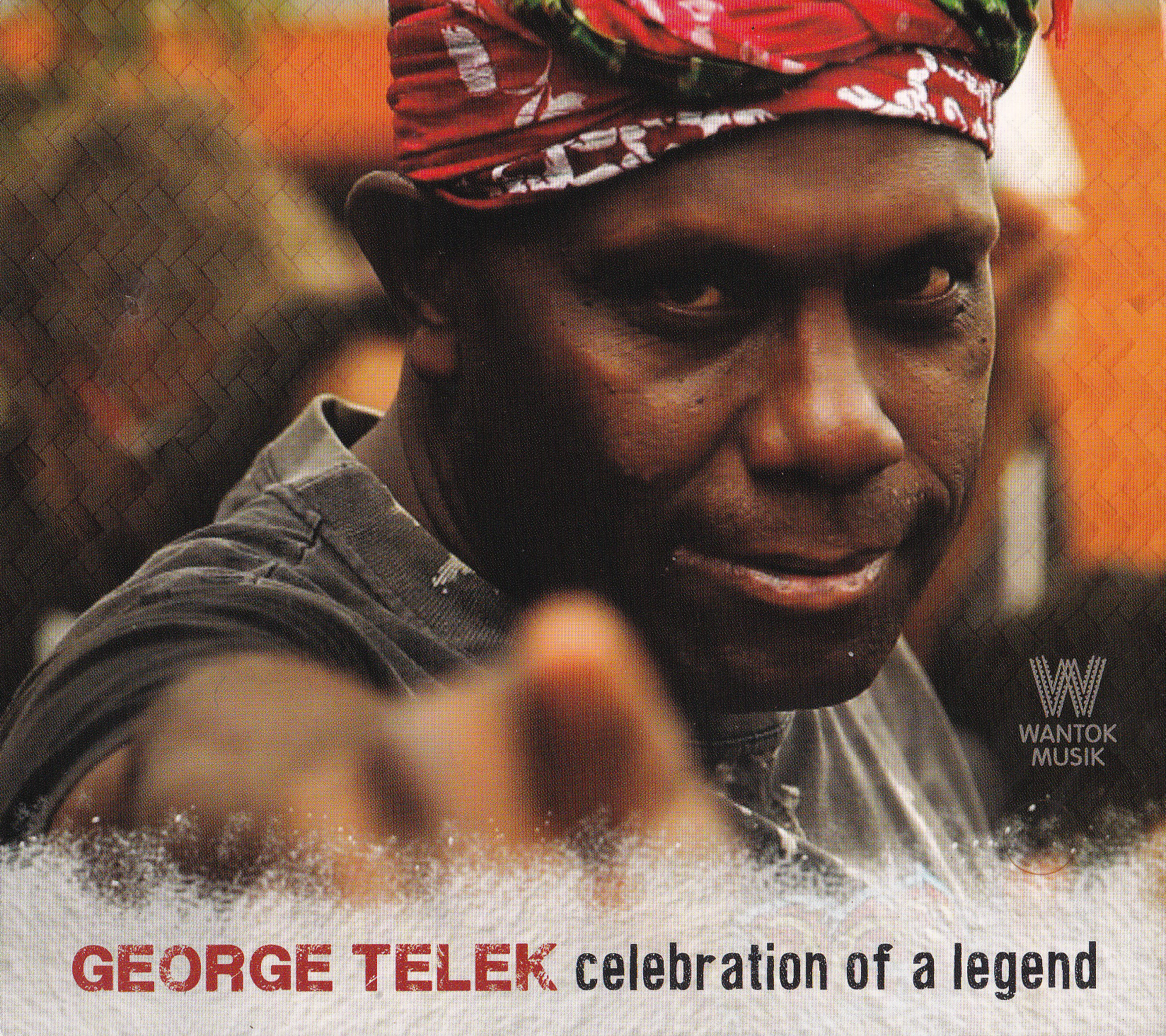 George Telek - Celebration of a Legend Cover