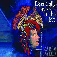Karen Tweed - Essentially Invisible to the Eye Cover