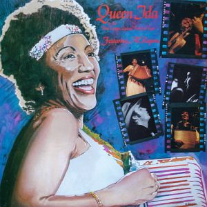 Queen Ida - On Tour Cover