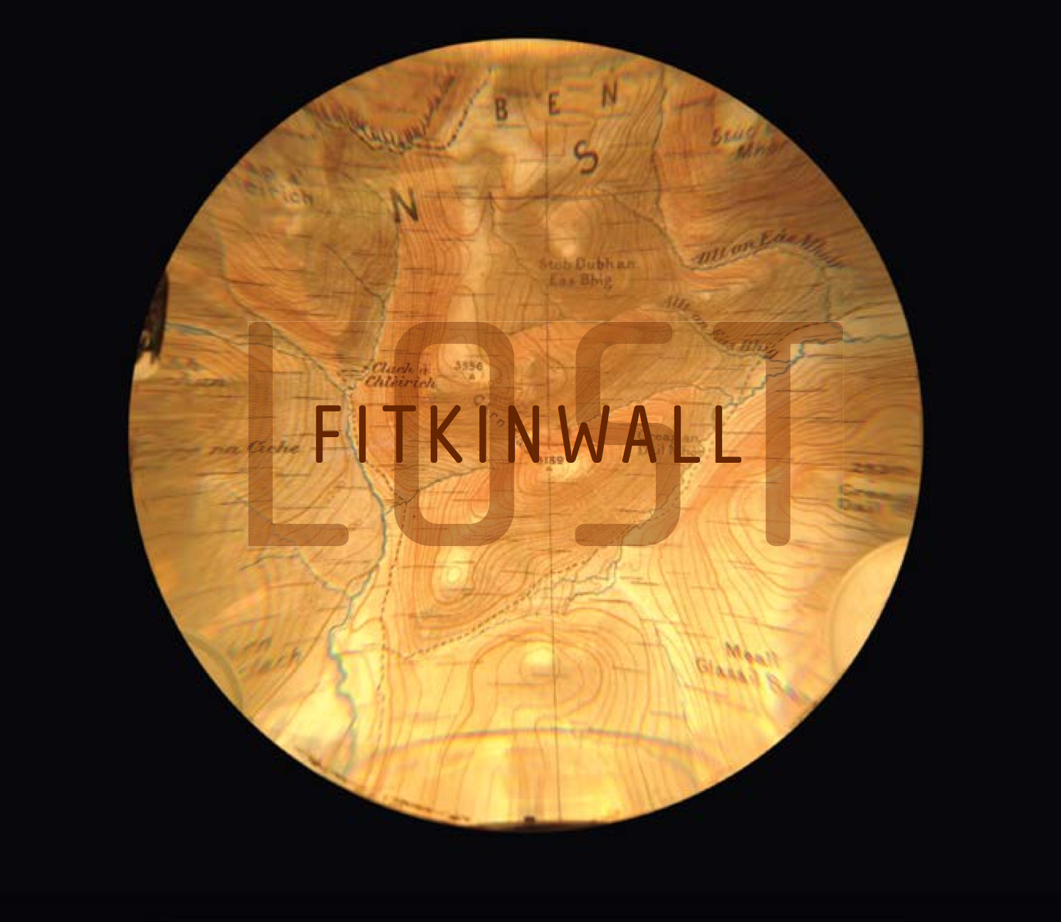 Fitkinwall - Lost Cover