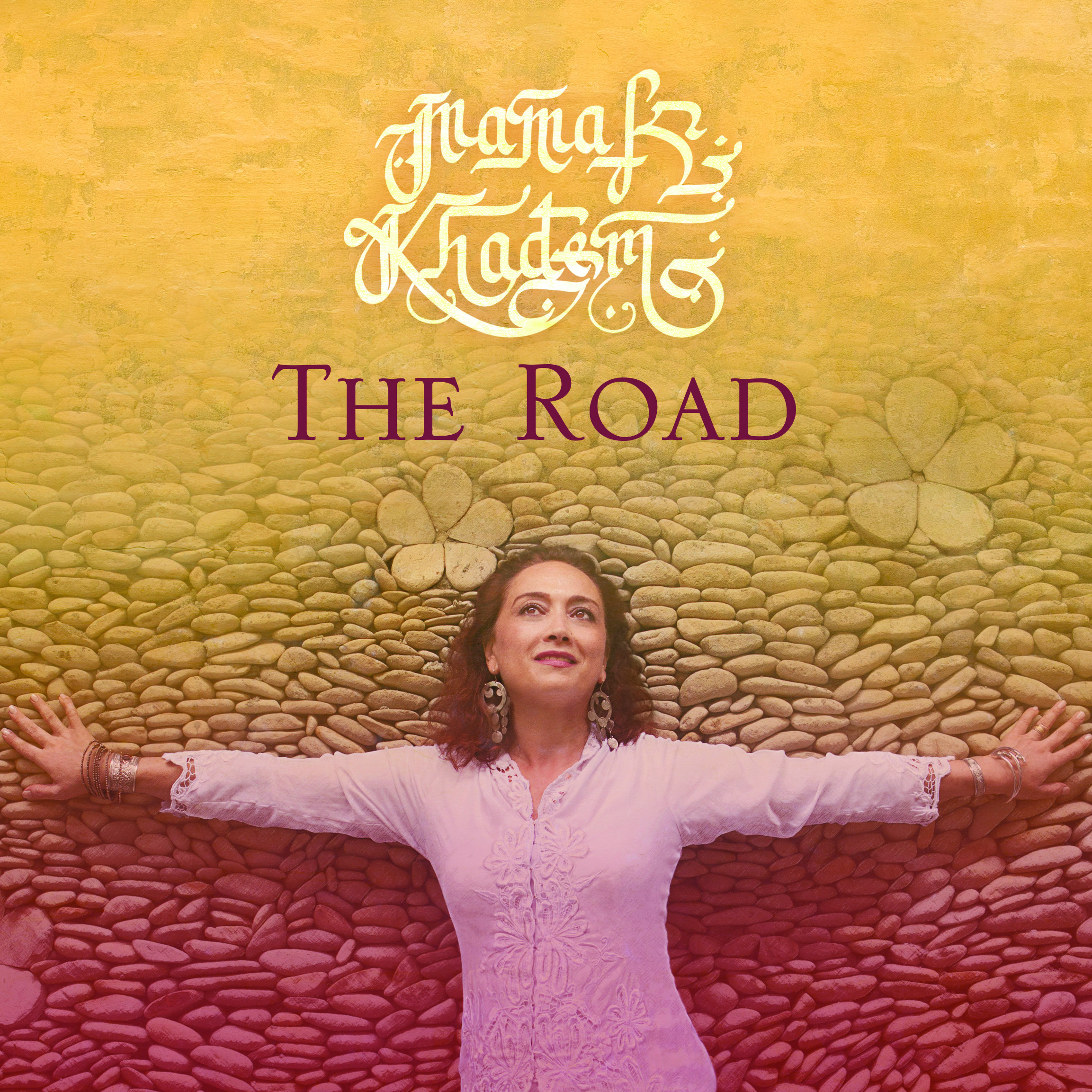 Mamak Khadem - The Road Cover