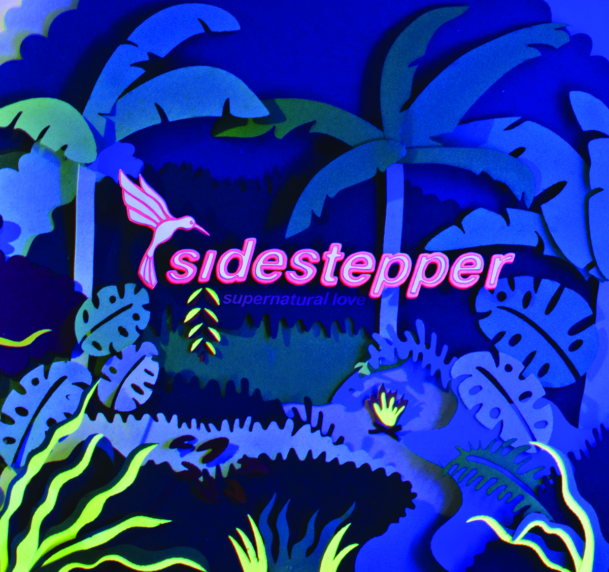 Sidestepper - Supernatural Love Cover