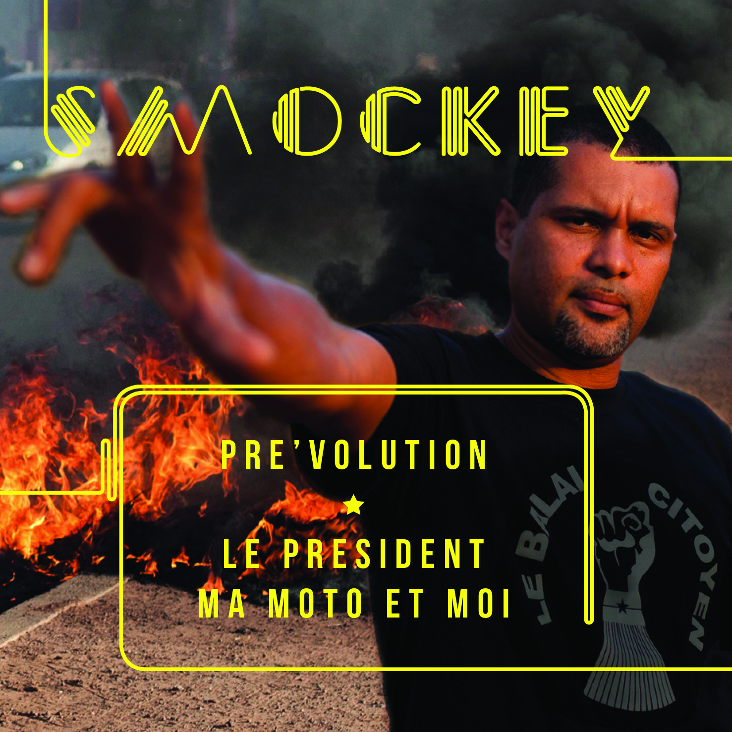 Smockey - Prevolution Cover