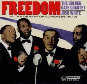 freedom the golden gate quintet