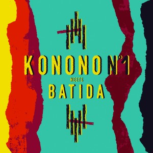 Konono No1 & Batida - Konono No1 Meets Batida Cover