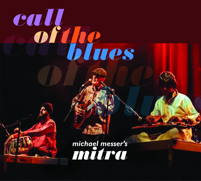 Michael Messer's Mitra - Call of The Blues Cover