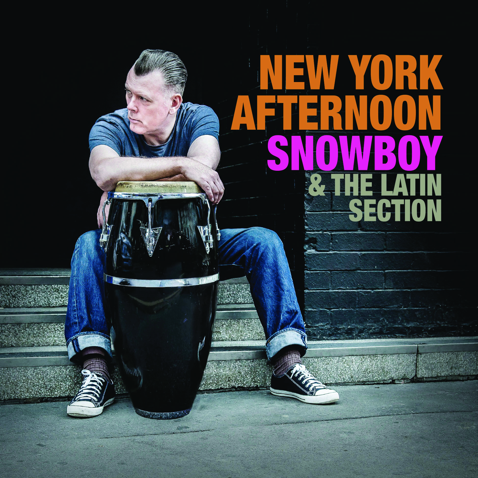 Snowboy & the Latin Section - New York Afternoon Cover