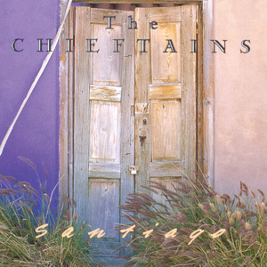 The-Chieftains---Santiago-Cover