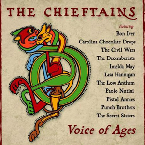 The-Chieftains-Voice-of-AgesCD