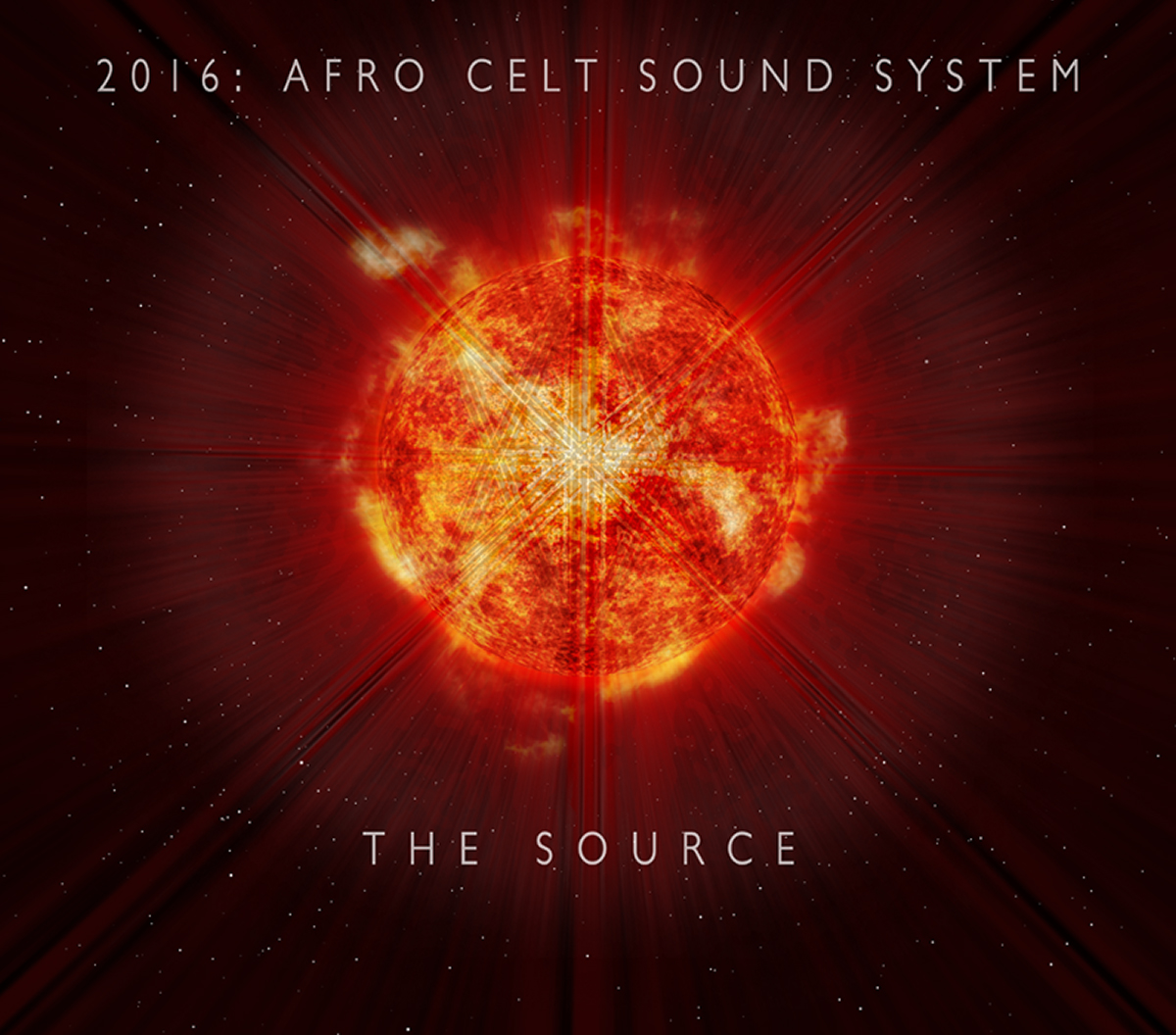 Afro Celt Sound System - The Source Cover