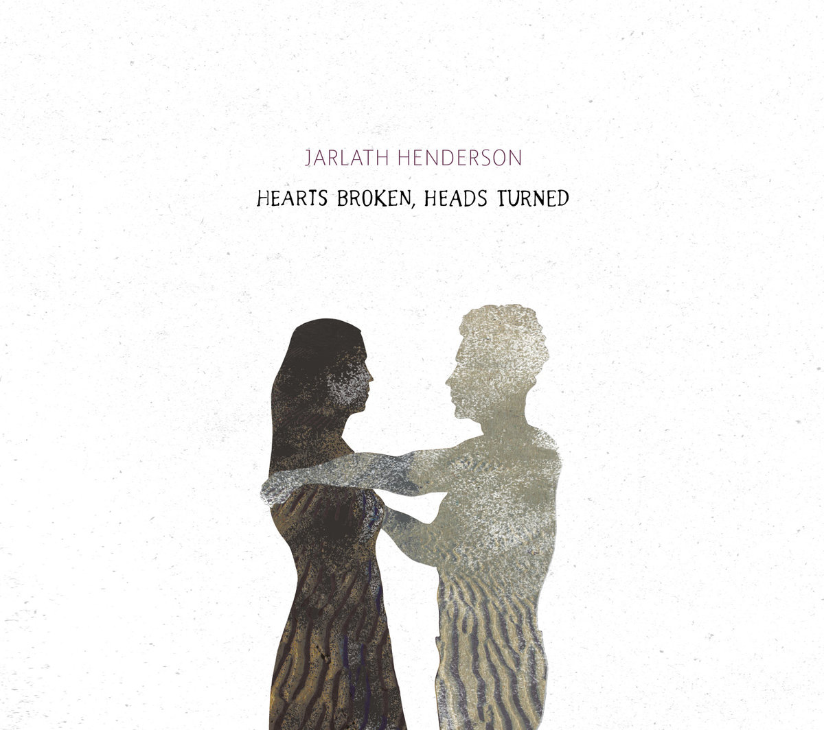 Jarlath Henderson - Hearts Broken, Heads Turned Cover