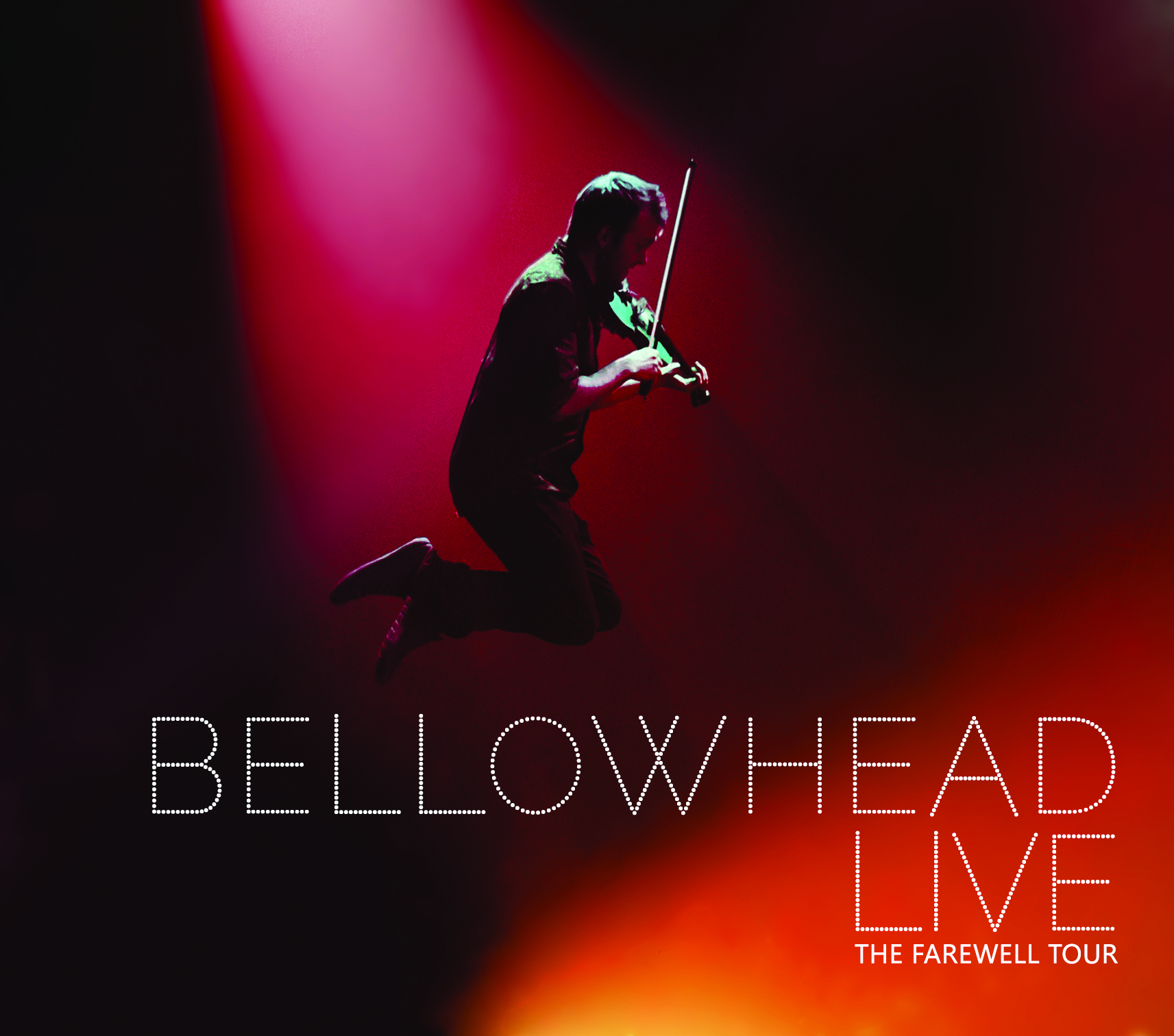Bellowhead - Live The Farewell Tour Cover