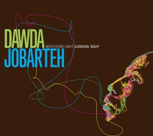 Dawda Jobarteh - Northern Light Gambian Night Cover