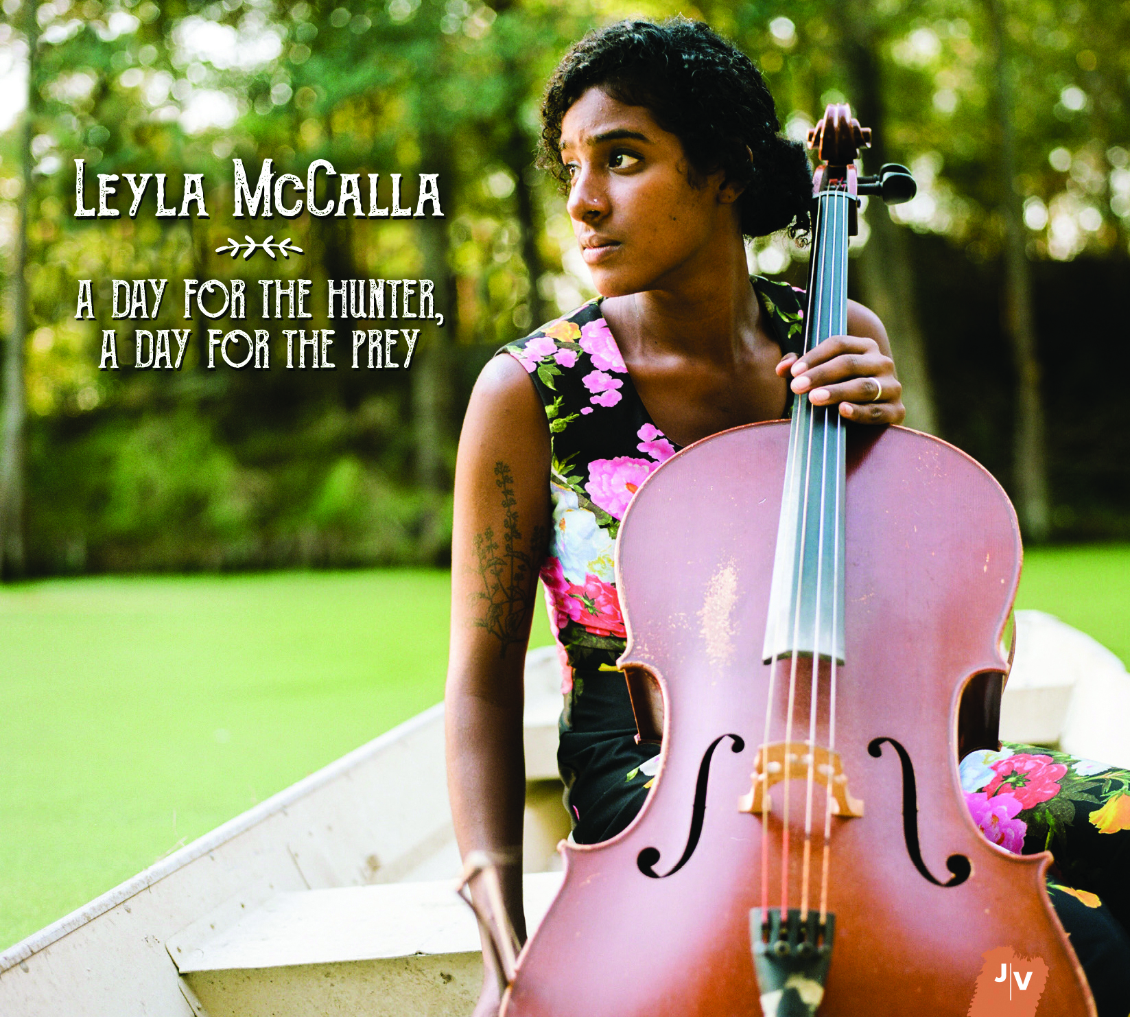 Leyla McCalla - A Day for the Hunter, A Day for the Prey Cover