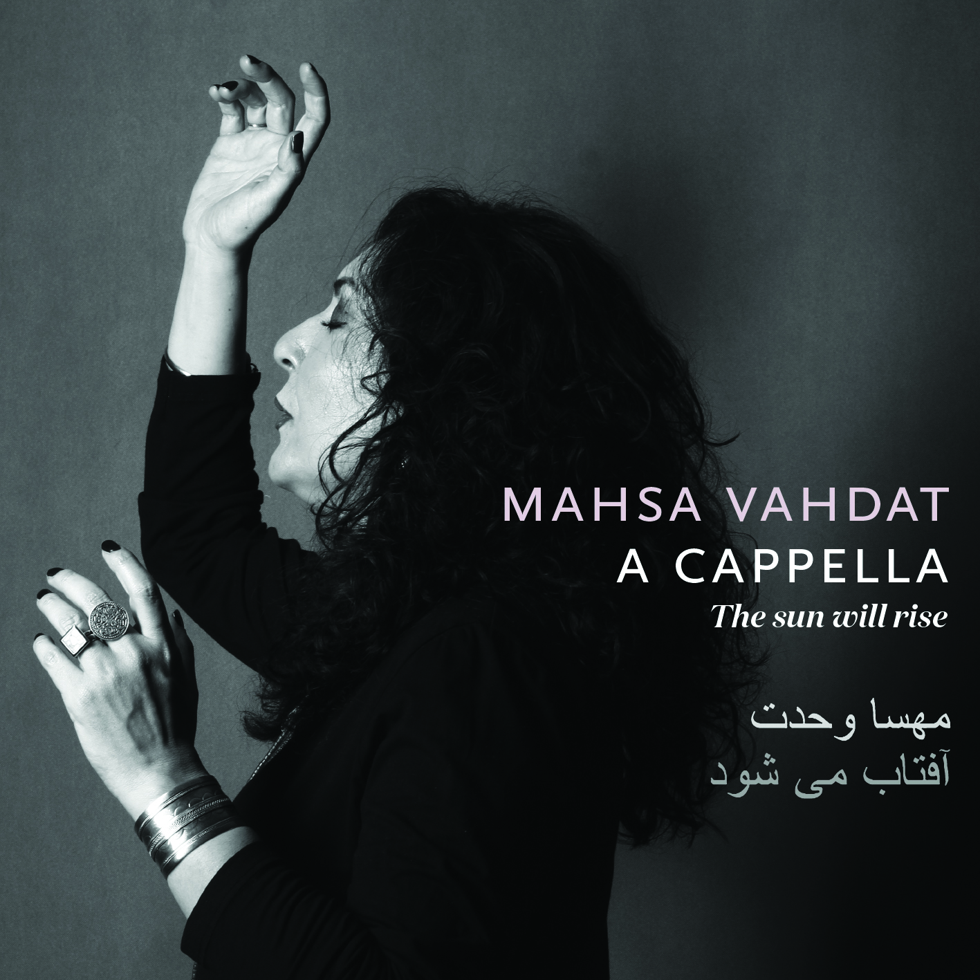 Mahsa Vahdat - The Sun Will Rose Cover