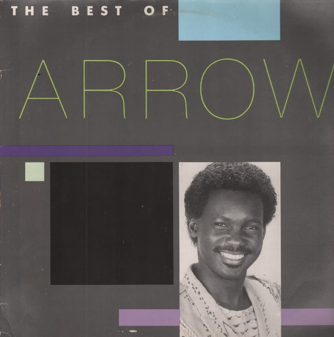 Arrow - Best of Arrow Cover