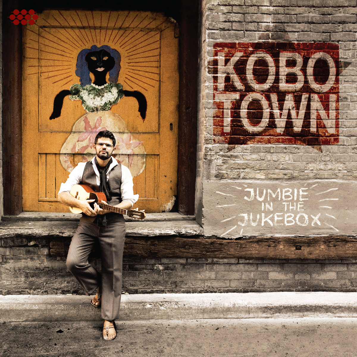 Kobo Town - Jumbie in the Jukebox Cover
