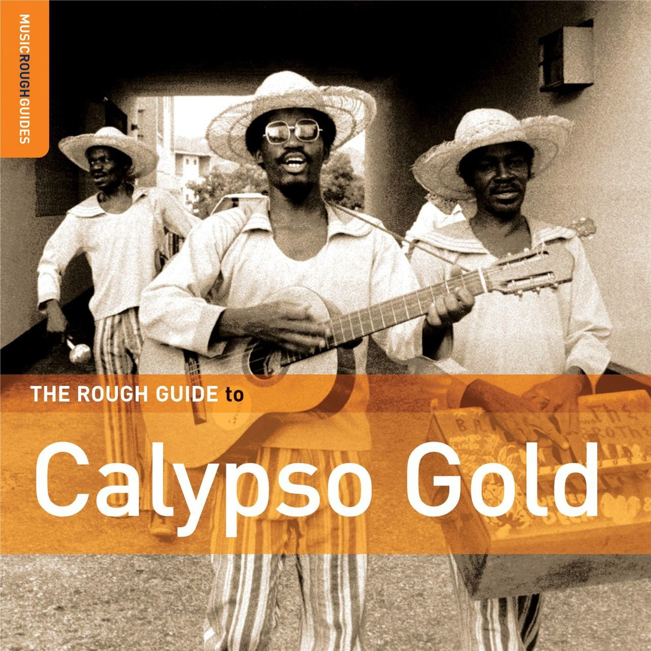Rough Guide to Calypso Gold Cover