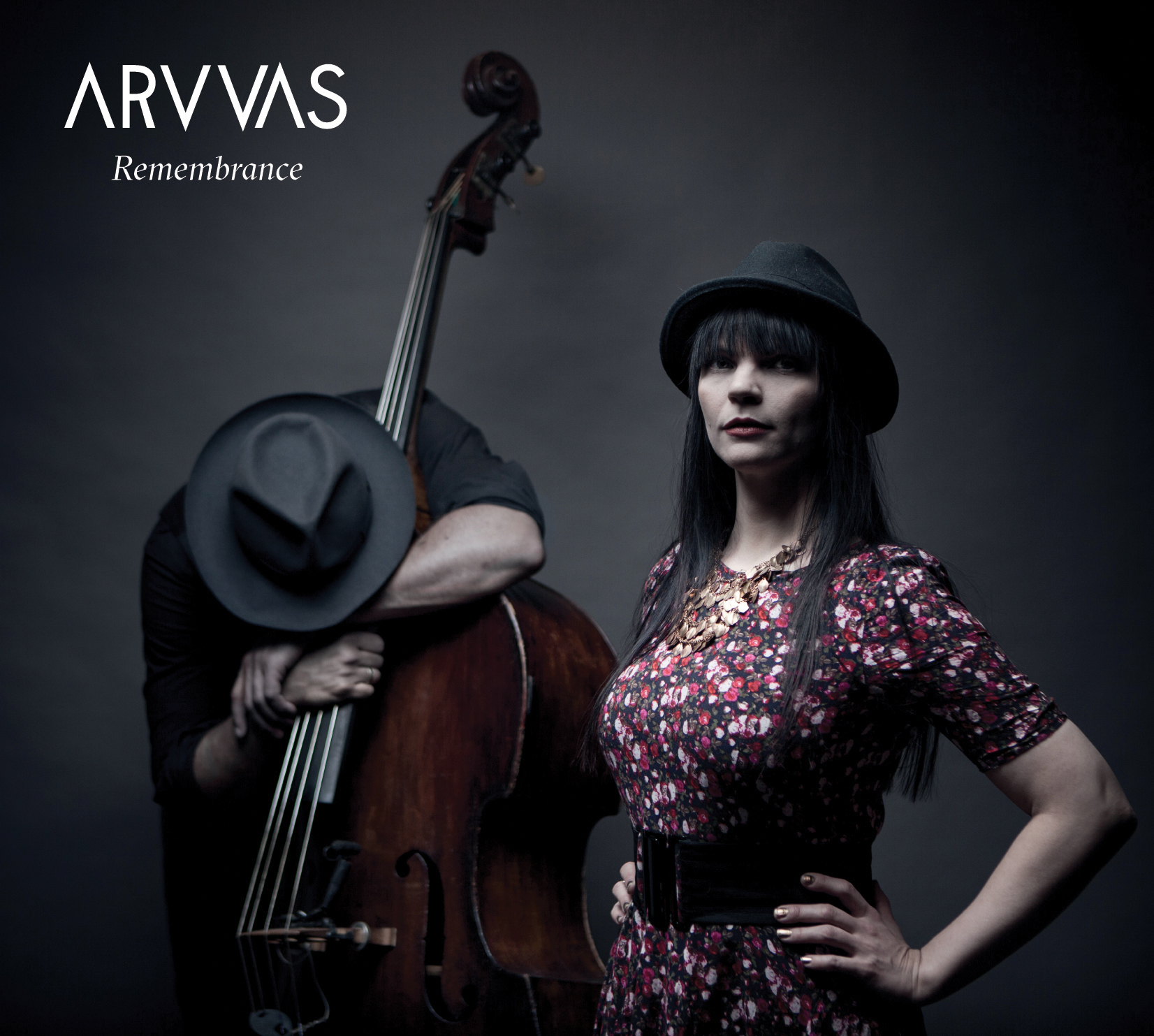 Arvvas---Remembrance-Cover