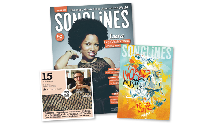 Songlines August/September 2016 Edition