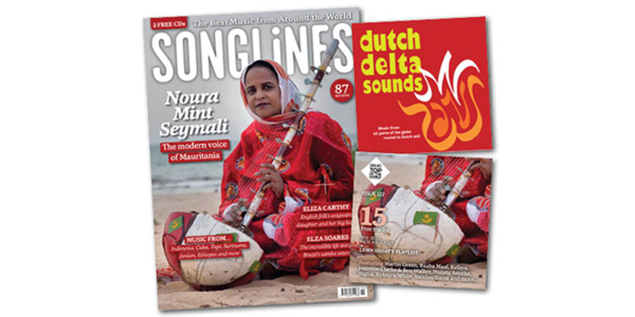 Songlines November Issue