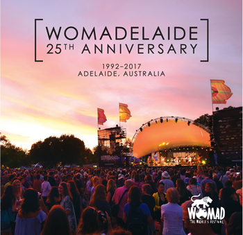 WOMADelaide Songlines CD