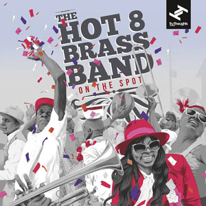 Hot8BrassBandCD