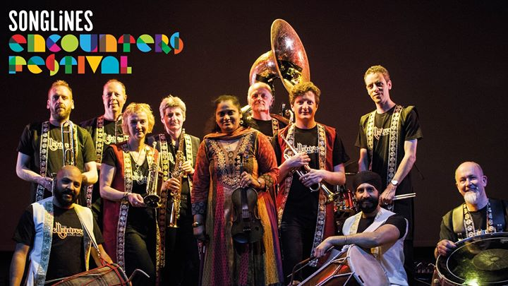 Bollywood Brass Band and Jyotsna Srikanth