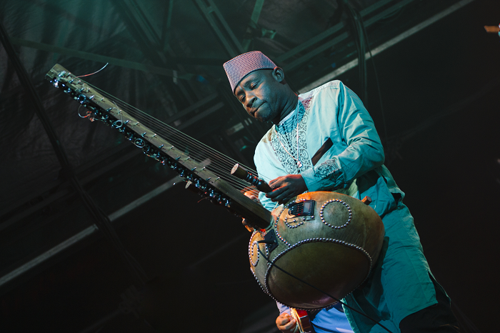 Orchestra Baobab WOMAD