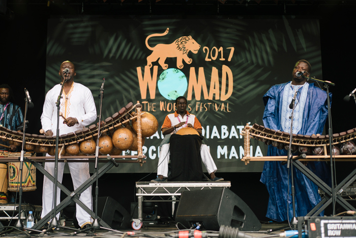 Mamadou Diabate WOMAD