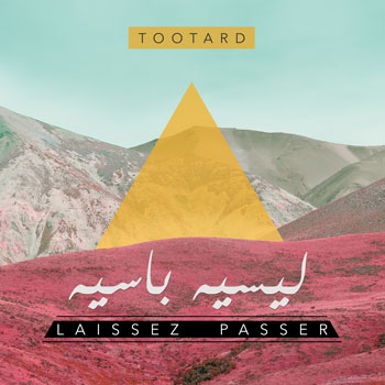 Tootard---Laissez-Passer-Cover